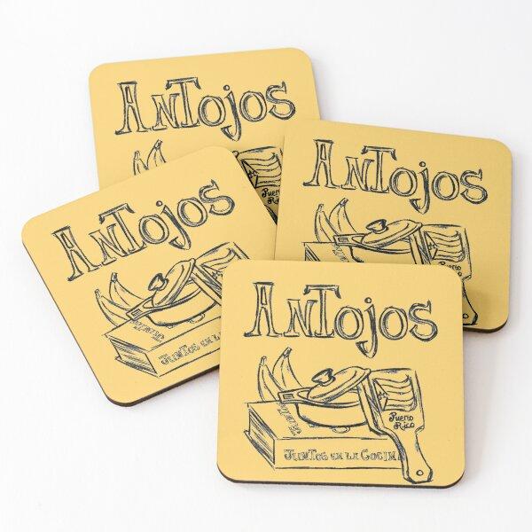Antojo Coasters (Set of 4)