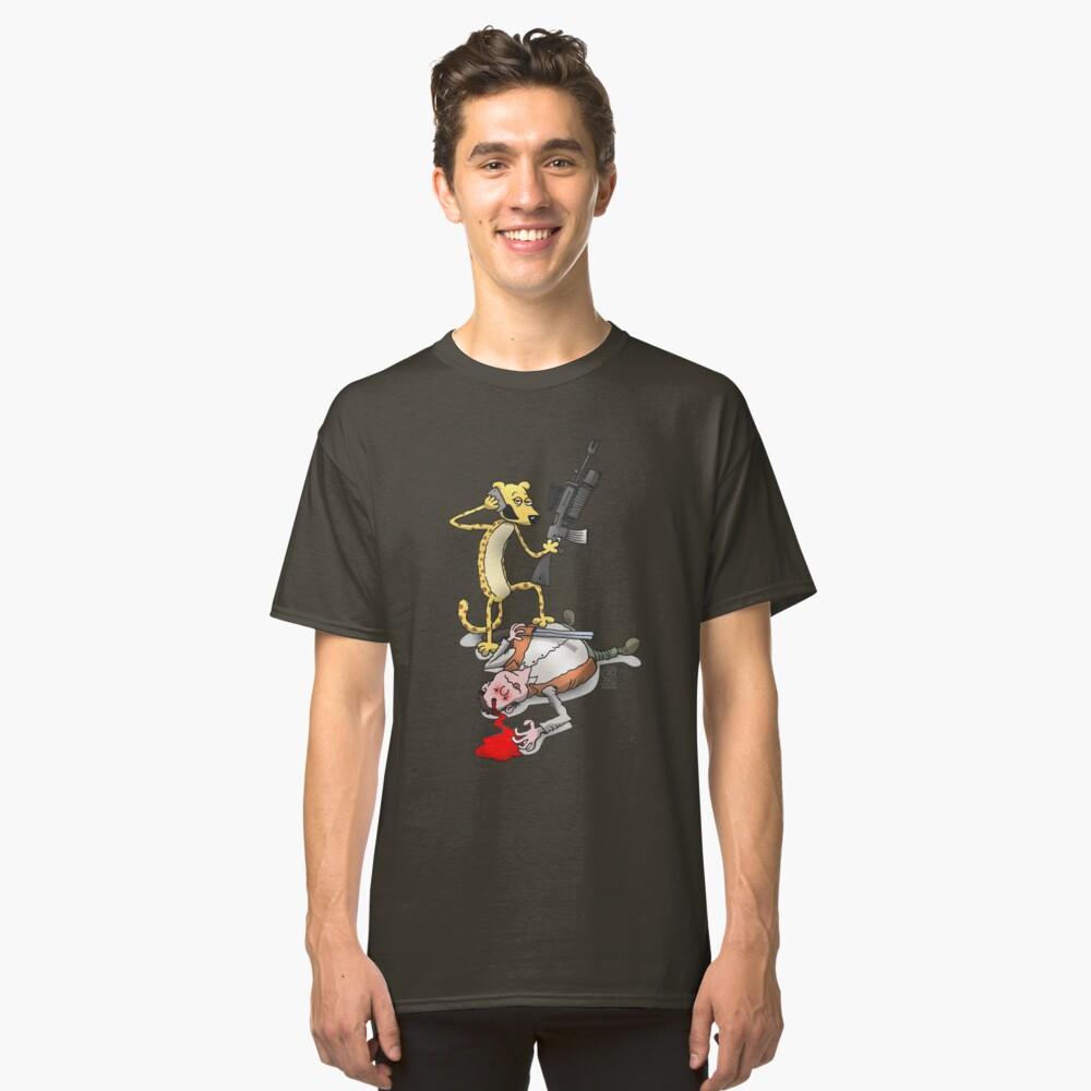 Hunted hunter Classic T-Shirt