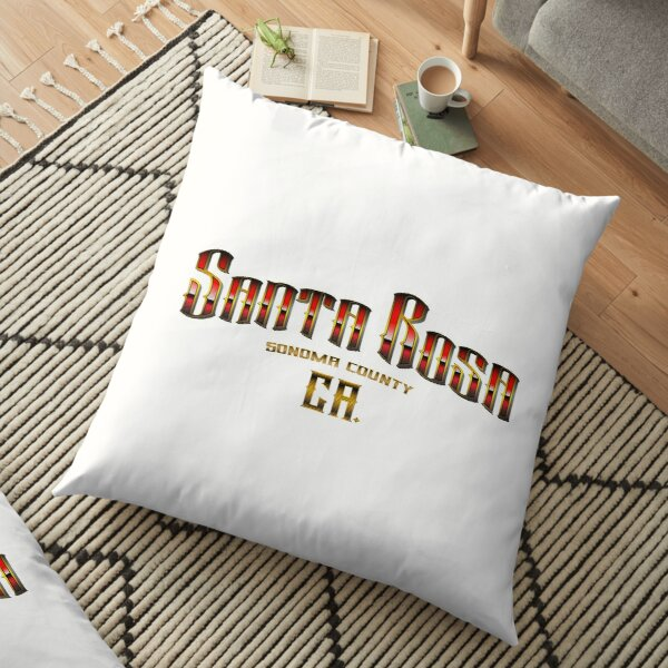 Sonoma County Pillows Cushions Redbubble