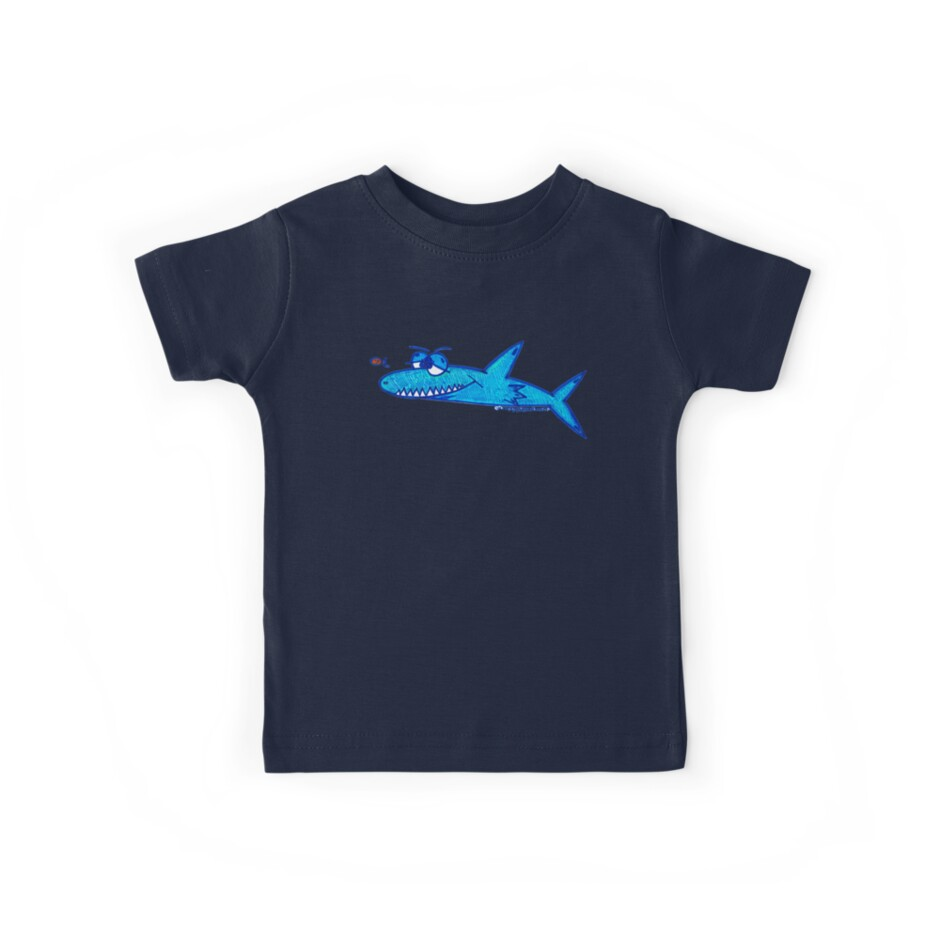 Sharky by Sammy Nuttall
