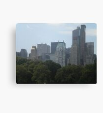 Lienzo Buildings of New York