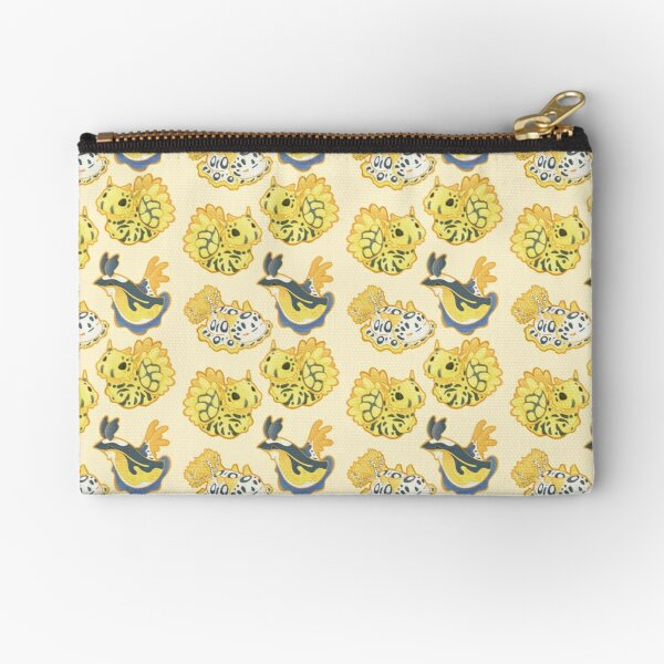 Sunny Ophistobranchs Zipper Pouch
