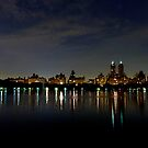Reservoir, Central Park, New York City by briceNYC