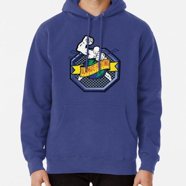 Ulti-Man World Globe Pullover Hoodie