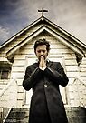 Baltar Repents [Preacher] James Callis by Filmart