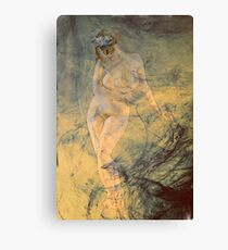 The Oracle of Delphi Canvas Print