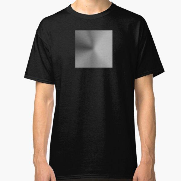 Angle Gradient NOIR Silver Classic T-Shirt