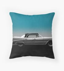 43 Saratoga Throw Pillow