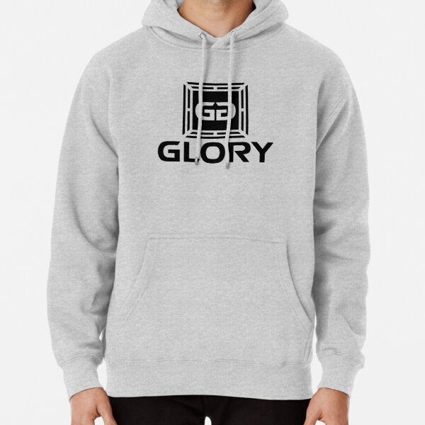 Glory Kickboxing Hoodie World Series Hoody UFC Sports Martial Arts Fight Gear WS