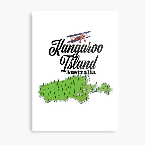 Kangaroo Island Metal Print