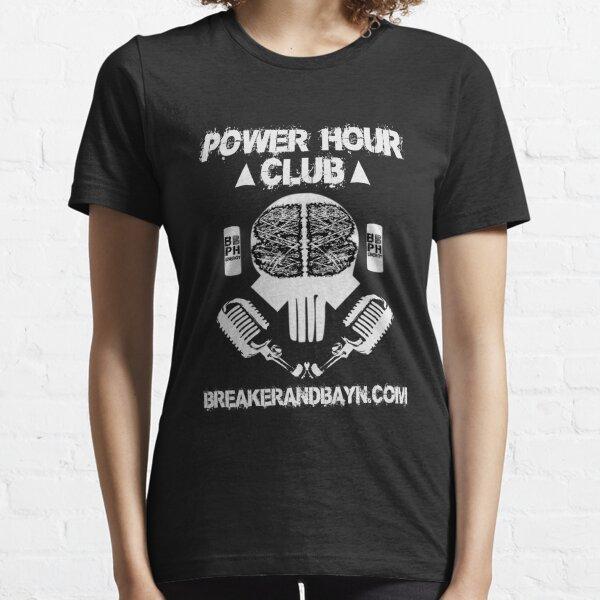 Power Hour Club Essential T-Shirt