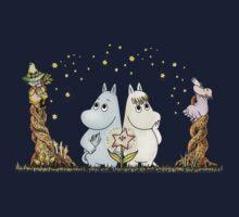 Moomin & Snorkmaiden Under The Stars