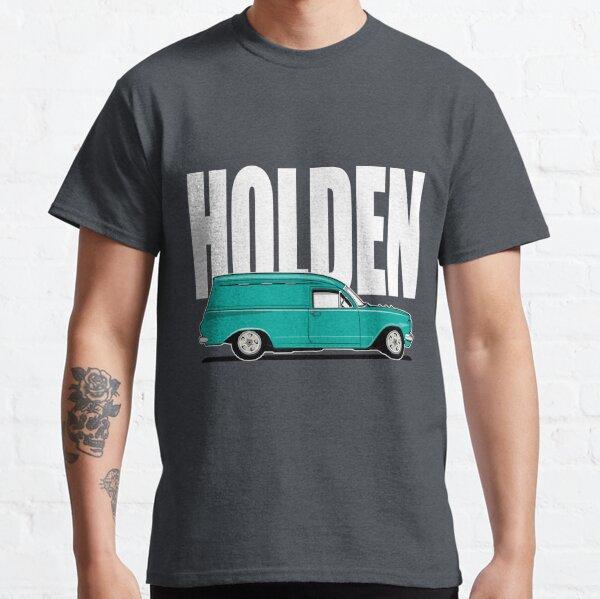 EH Panel Van - Green on dark colours Classic T-Shirt