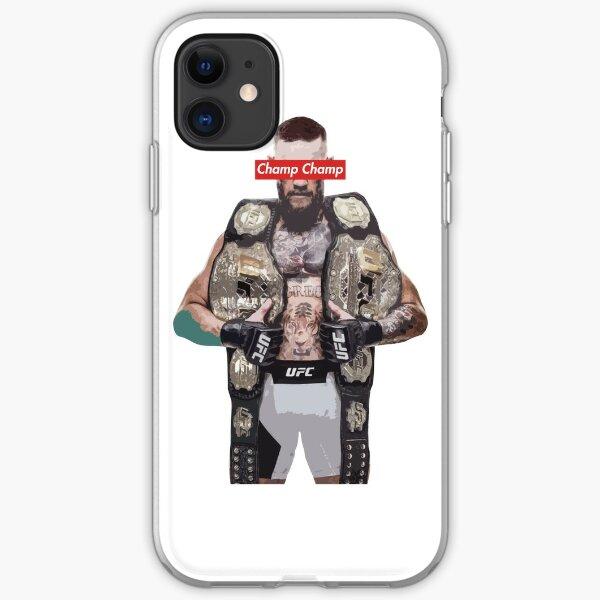 Conor McGregor - CHAMP CHAMP iPhone Soft Case