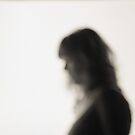 Rose in the light by Tony Kearney