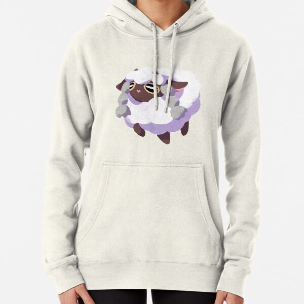 Fluffy Wooloo Pullover Hoodie