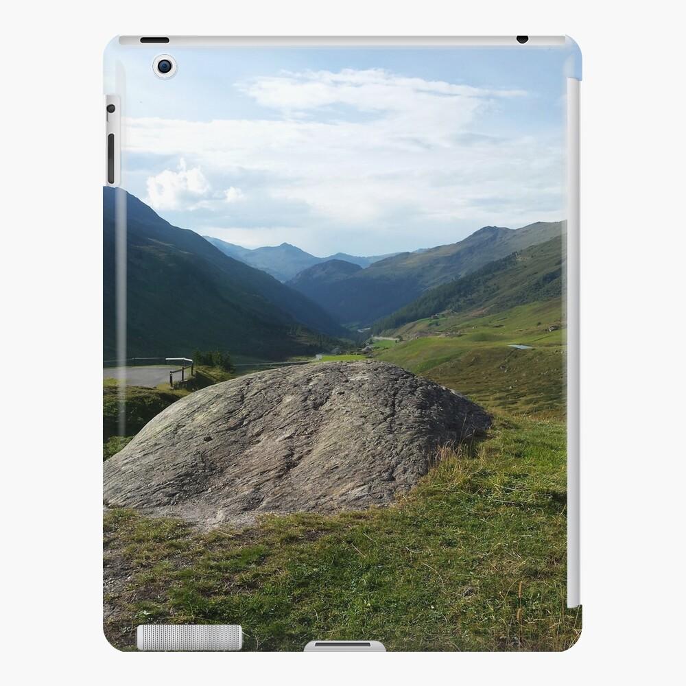 Flüelapass, Nordseite, Davos iPad-Hülle & Skin
