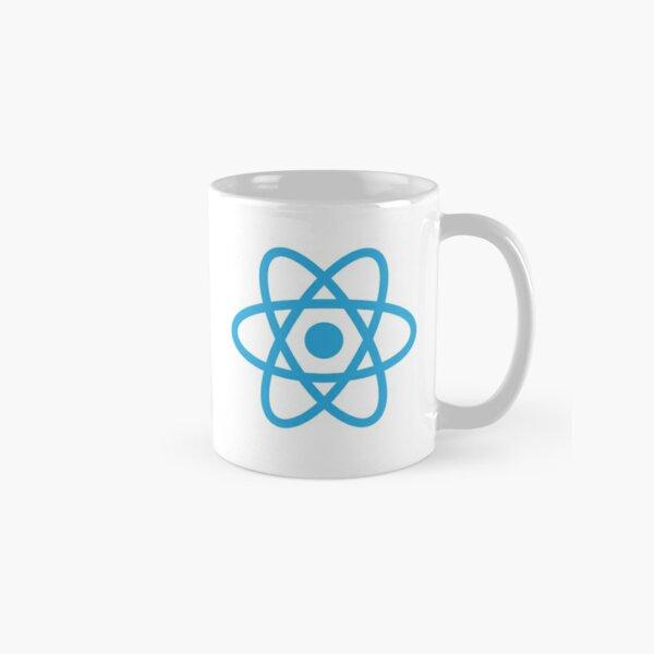 React JS Logo Classic Mug