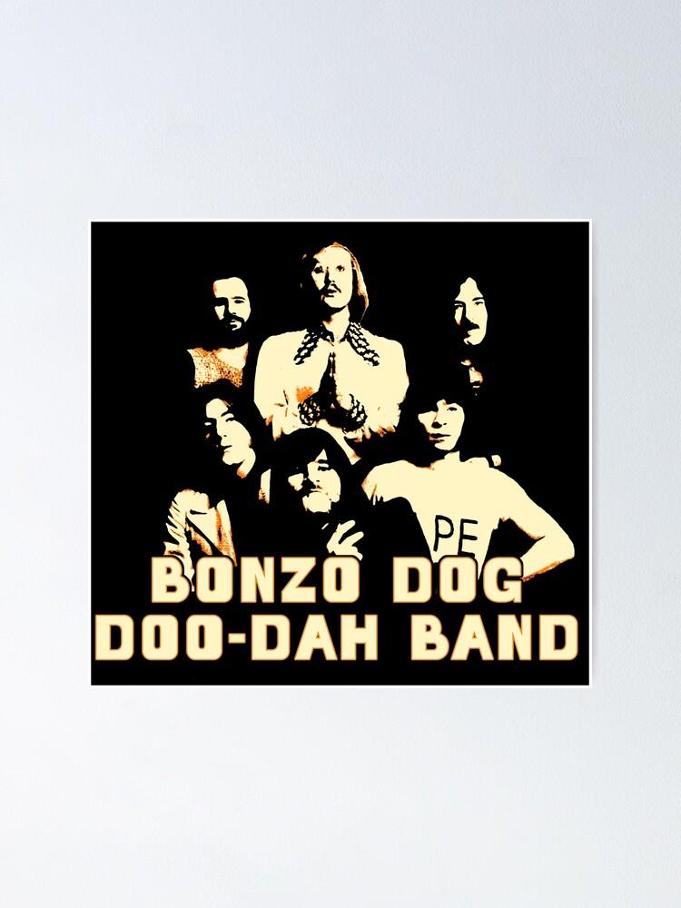 The Bonzo Dog Doo-Dah Band design wall clock The Bonzo Dog Doo-Dah Band wall poster
