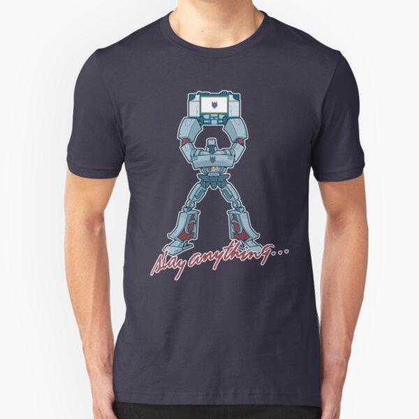 Slay Anything... Slim Fit T-Shirt