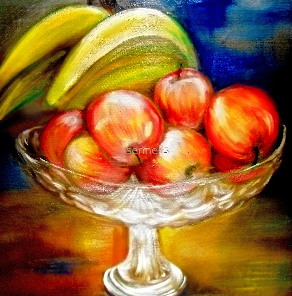 An Apple A Day by Iva Penner