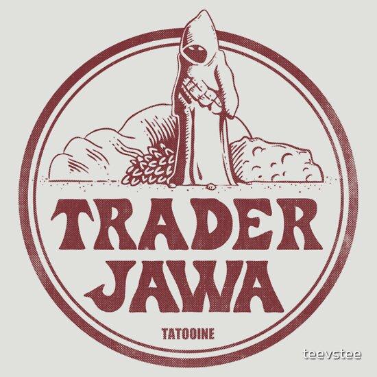TShirtGifter presents: Trader Jawa