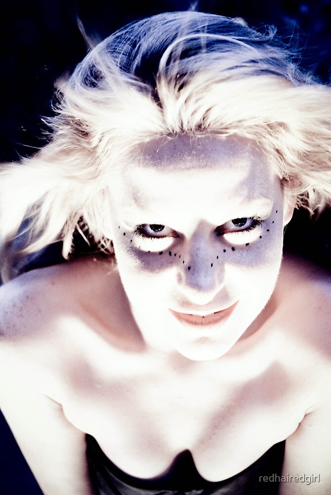 Gaga Charlotte by redhairedgirl