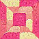 DeepDream Color Squares Visual Areas 5x5K v16 by blackhalt