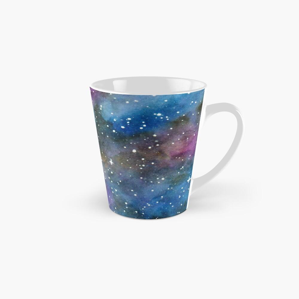 Galaxy Watercolor Mug