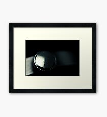 No time at all.... Framed Print