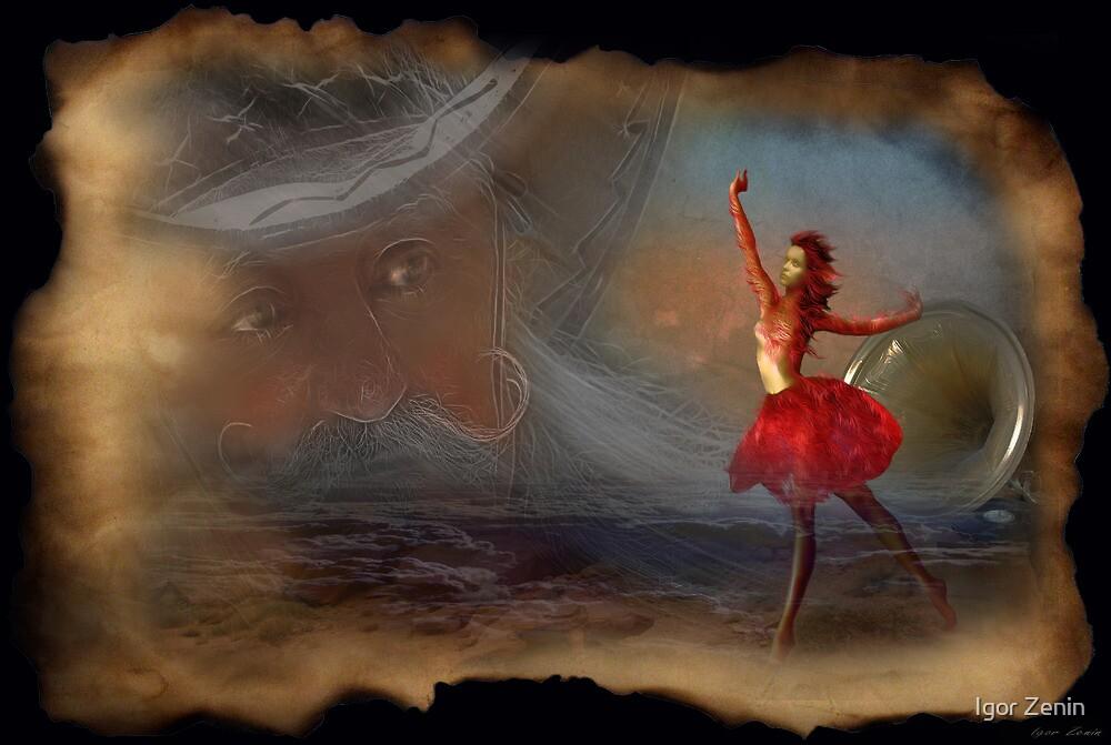 Ballerina  by Igor Zenin