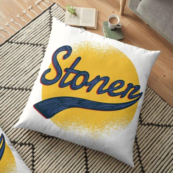 VINTAGE STONER Floor Pillow