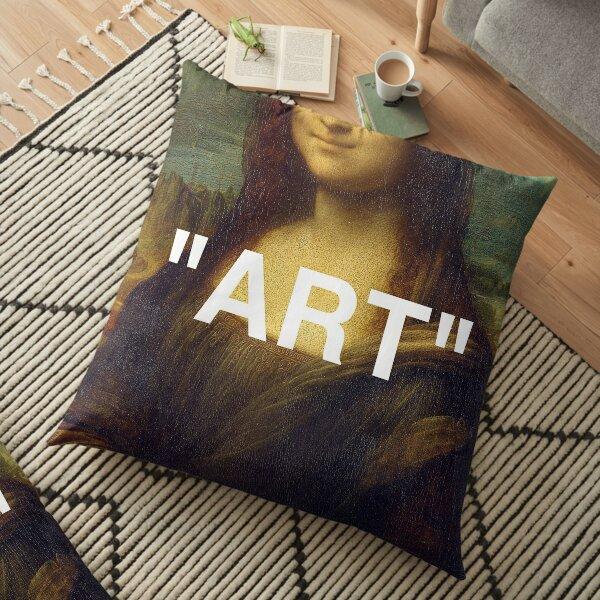 "MONA LISA ""ART"" Coussin de sol"