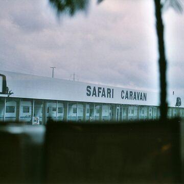 Safari Caravan - Denmark by Barnewitz