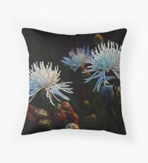 Rage Of The Nature Throw Pillow