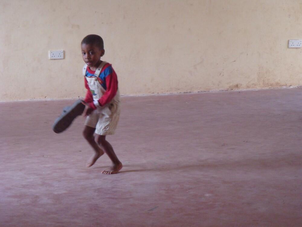 Kenyan Boy by Noah  Shearer