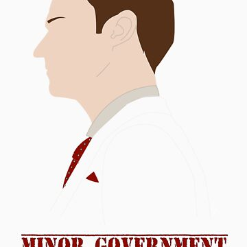Minor Government Official [Red Tie Edition] by Skeletree