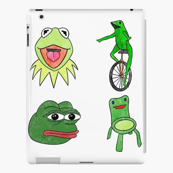 Froggy foursome  iPad Snap Case