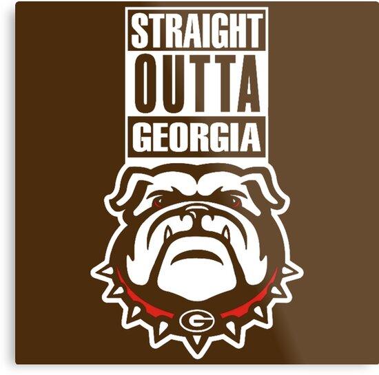 Straight outta georgia picture