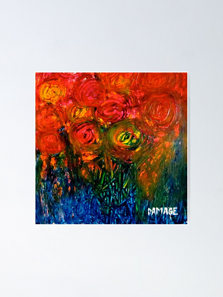 Alternate view of Roses Poster