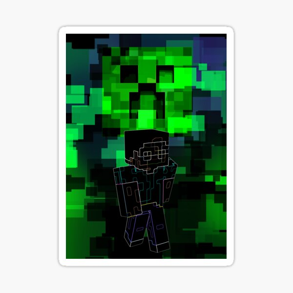Minecraft Awakening Sticker