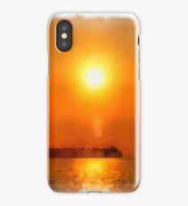 Sunset Thousand Islands Indonesia iPhone Case/Skin