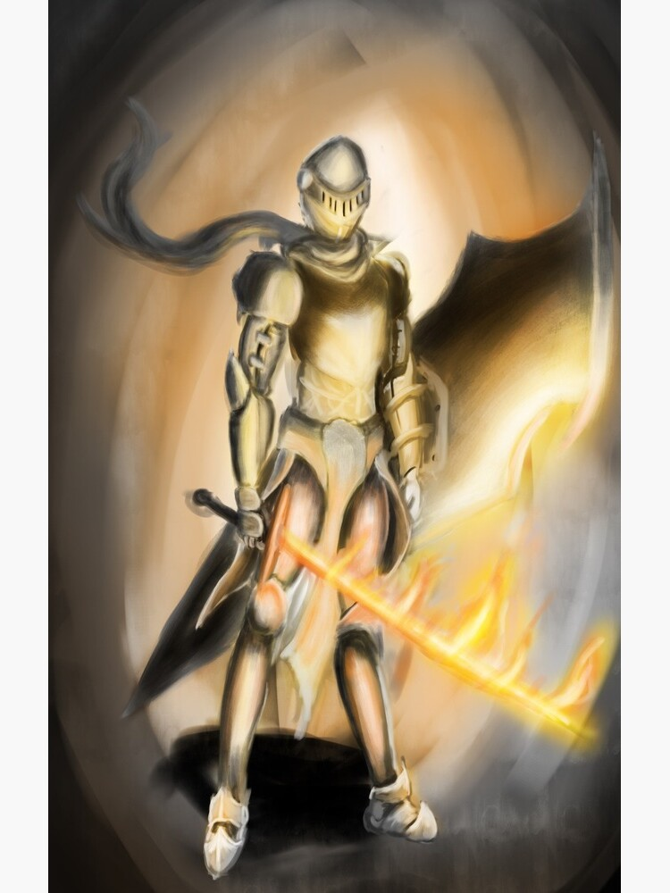 Lord of cinder by ryukrabit