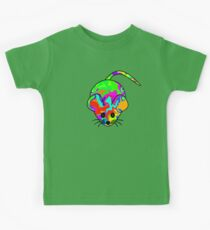 Colourful Mouse Kids Tee