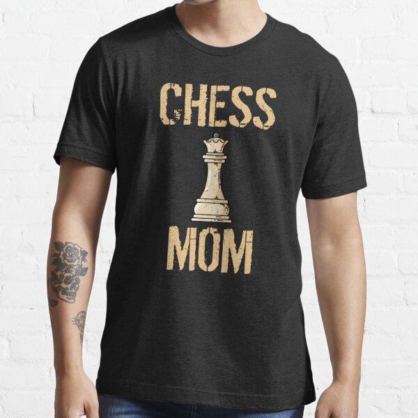 Chess Mom Essential T-Shirt