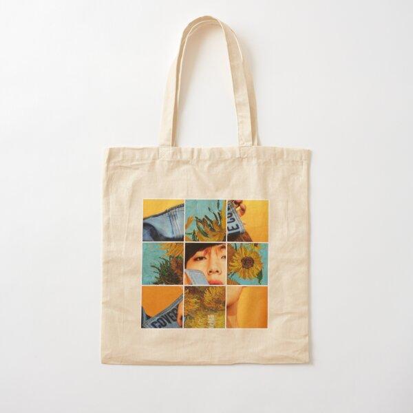 V (an Gogh) Tournesols / BTS V / Taehyung Tote bag classique