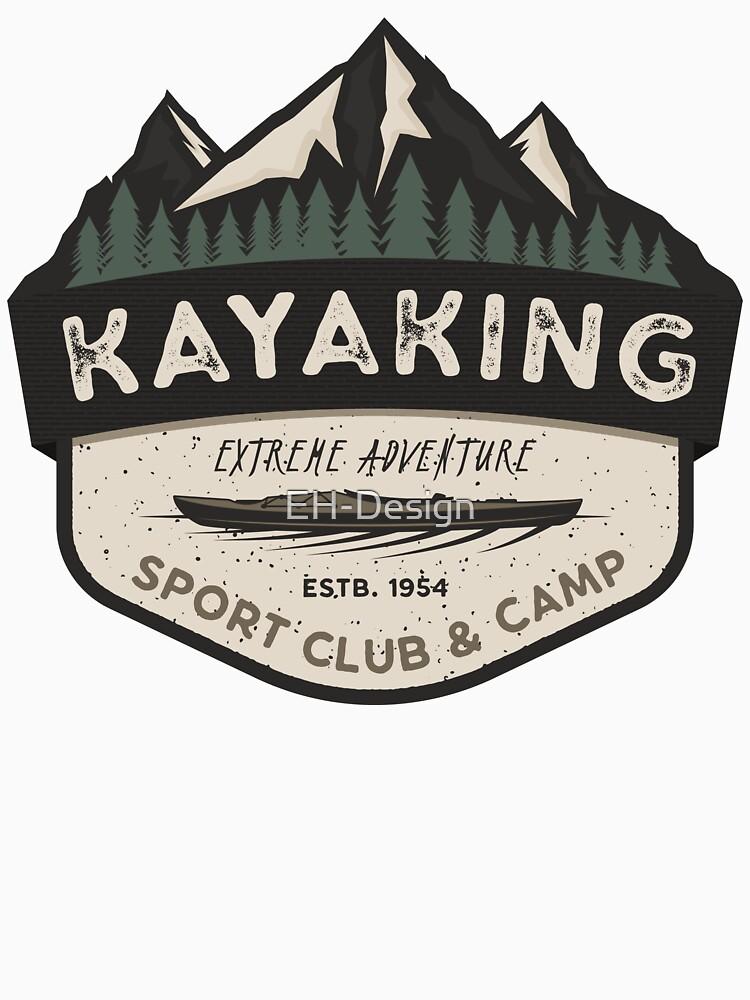 Kayaking von EH-Design