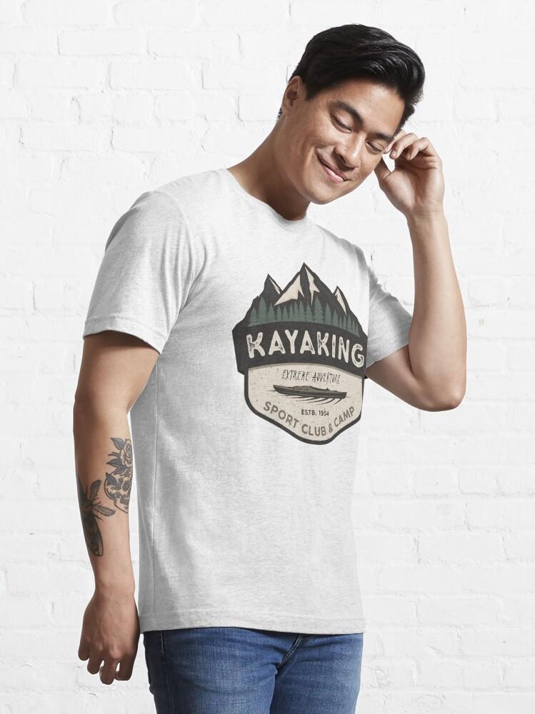 Alternative Ansicht von Kayaking Essential T-Shirt