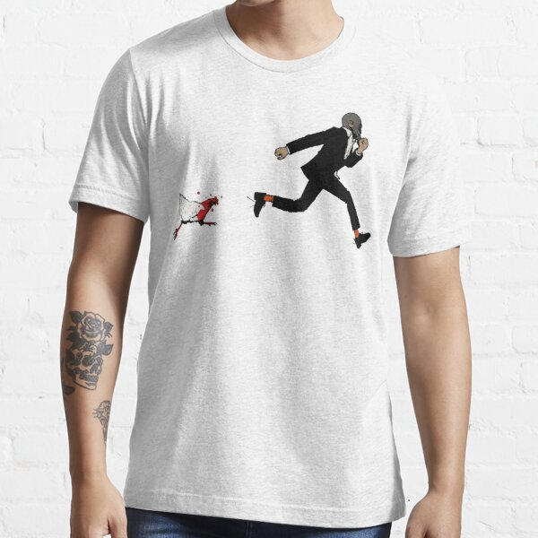 Leroy Having To Deal With The Unexpected Return Of That Dreaded No Good Evil Zombie Chicken Essential T-Shirt