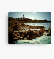 Earth - Sky - Water - Life Canvas Print